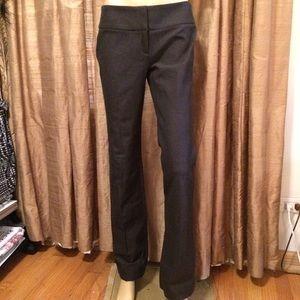 Ann Taylor LOFT Flat Front Trousers/Pants-NWT Sz 2